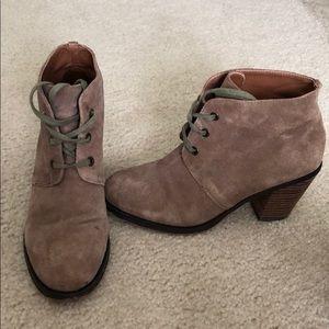 Loft booties size 8